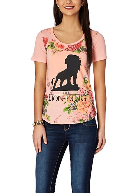 Lion King shirt  <3