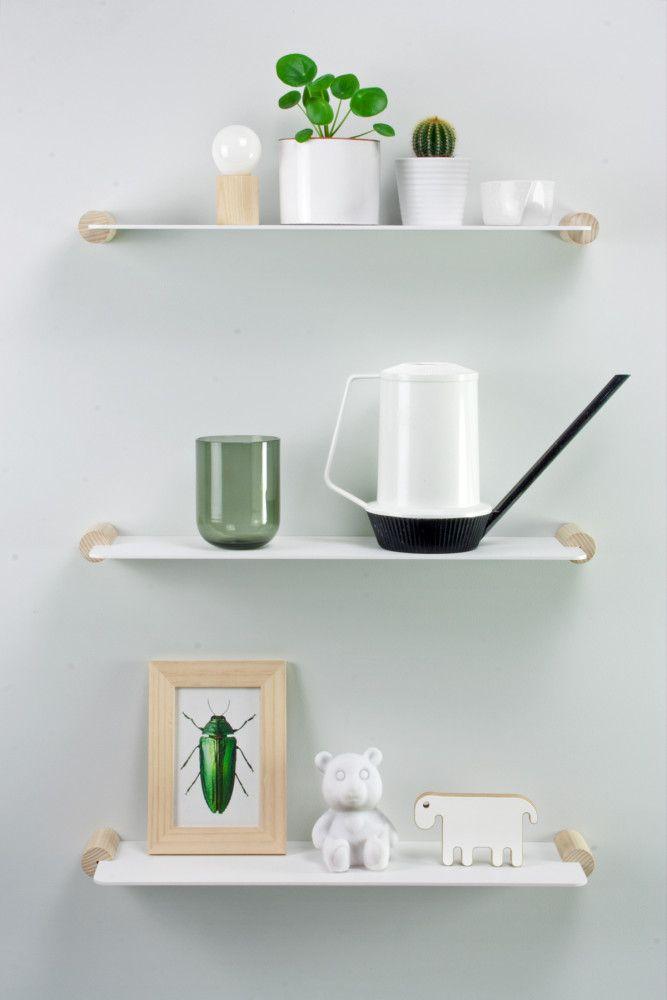 pretty nice 4213f 1e903 SLIM shelf   h a u m e r // l i v i n g   Shelves, Kitchen ...