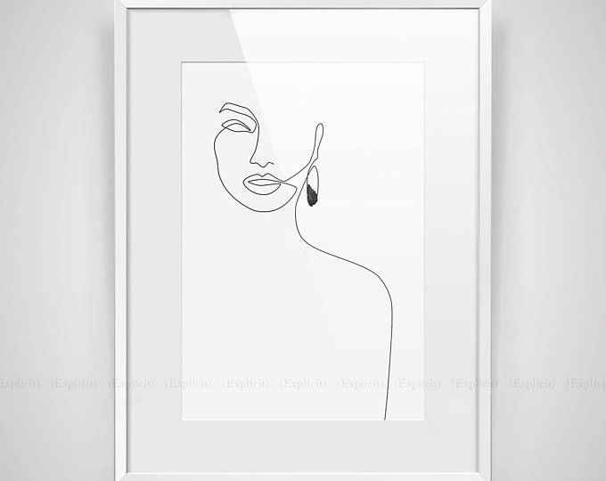Printable Art Sketches