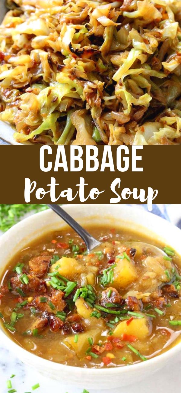 Einfache Kohlkartoffelsuppe - #Kohl #Kartoffel #einfach #Suppe
