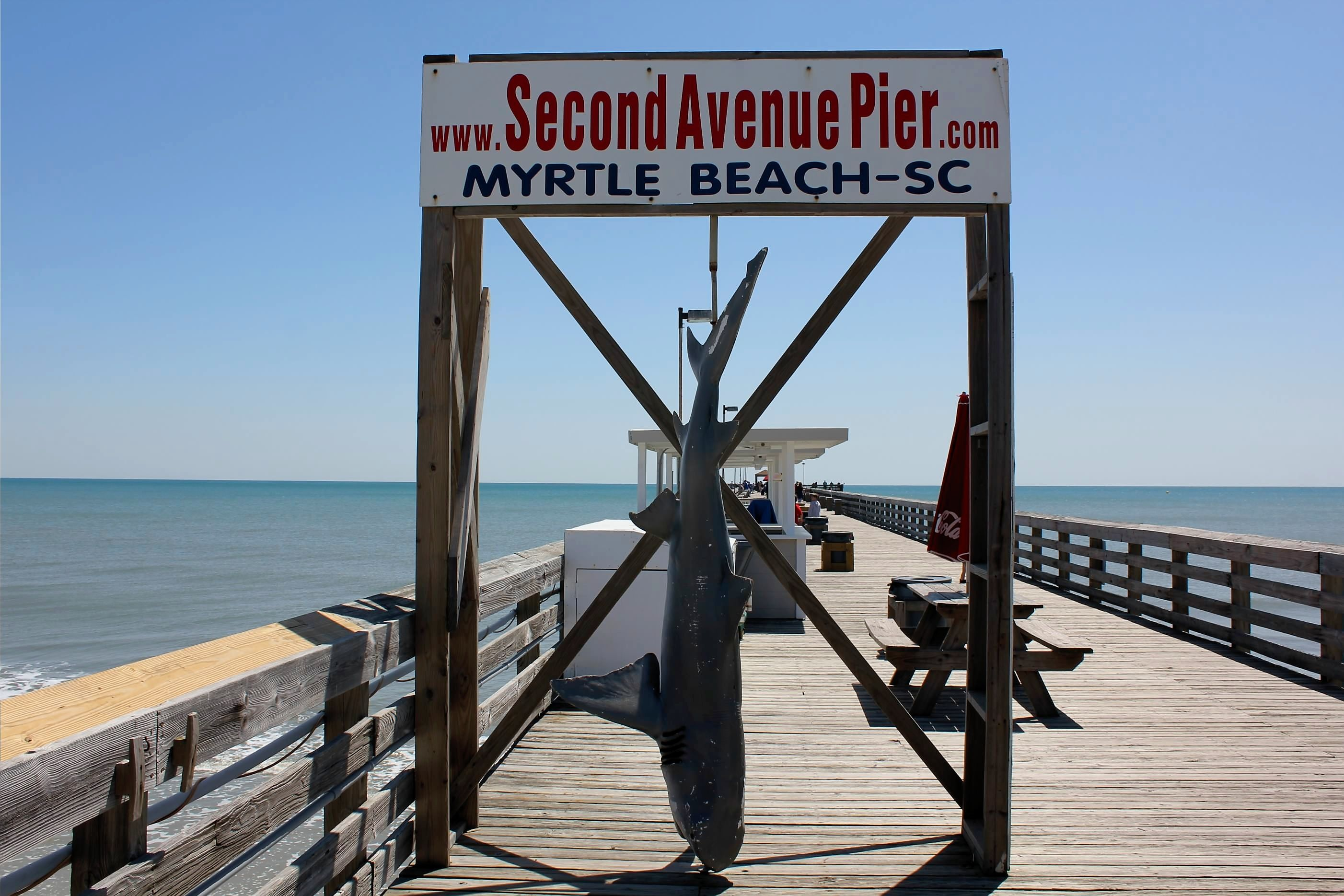 Second Ave Pier Myrtle Beach