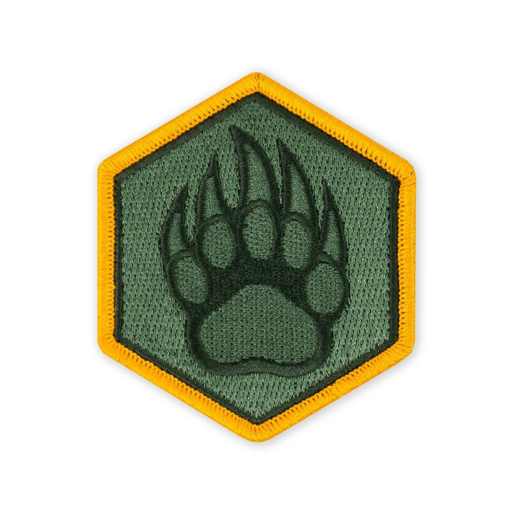 Pdw Expert Tracker Ltd Ed Morale Patch Morale Patch Patches Wilderness Survival Skills