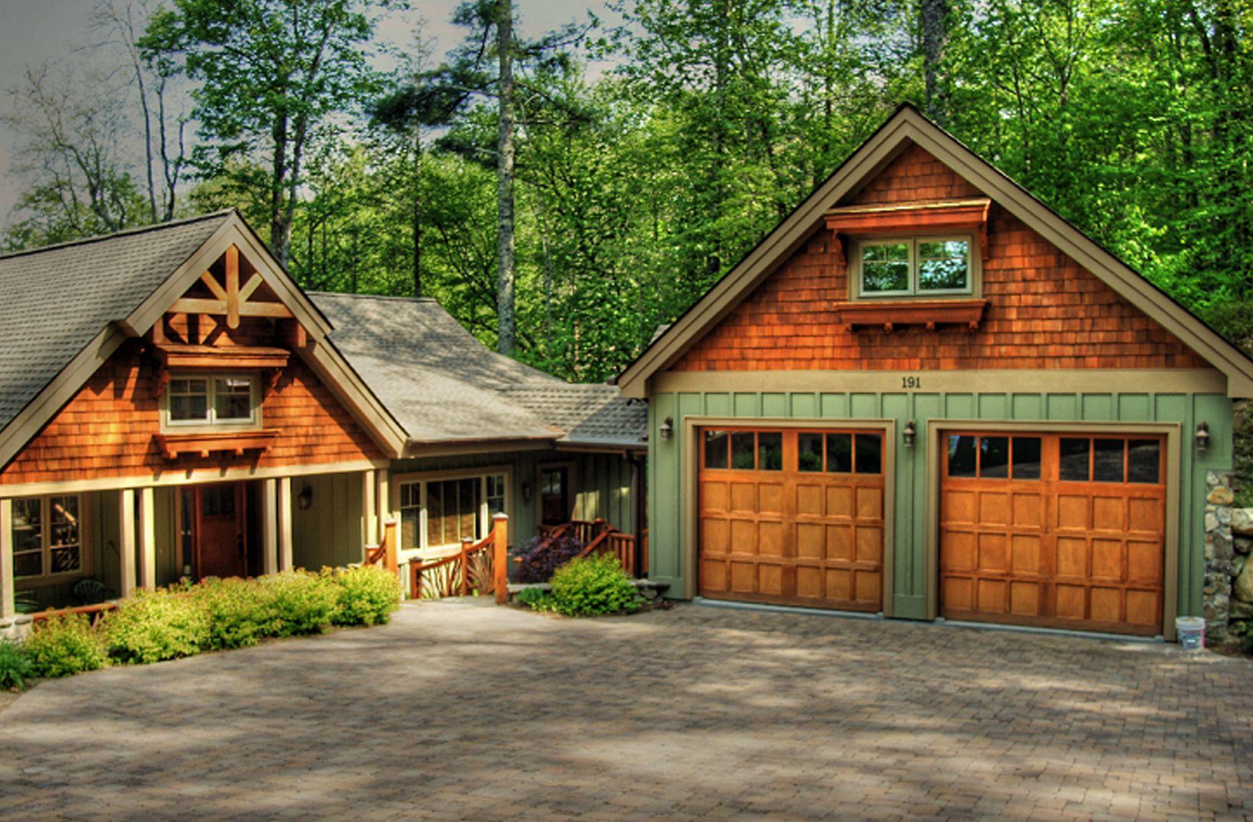 Marino House, Gardner Plan Modified, Craftsman Style