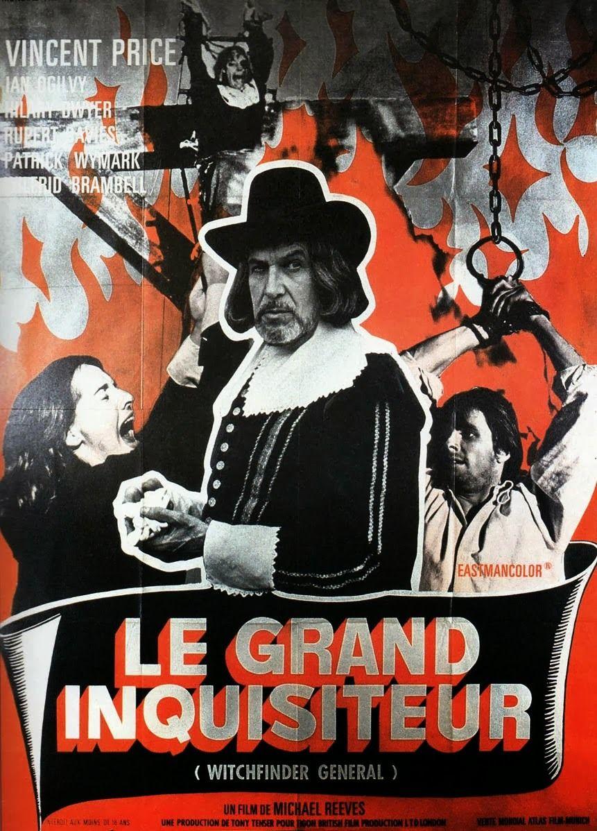 Witchfinder General (1968) [Cuando las brujas arden / El