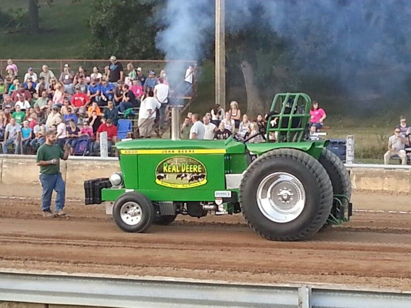Pro Stock Pulling Tractors : Real deere pro stock tractor pulls pinterest