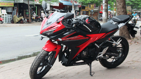 Honda Cbr150r 2018 In Vietnam Priced At Vnd 78 Million This Is The