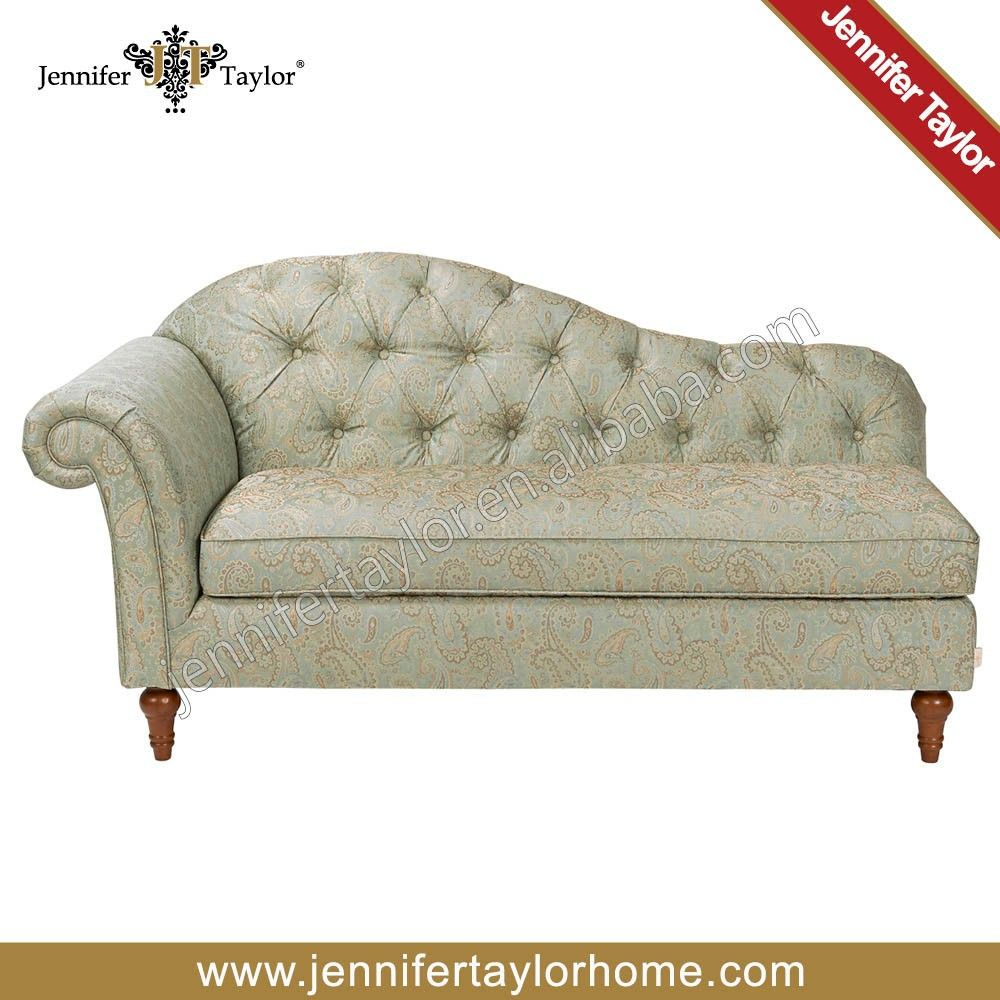 Factory Direct Sale Luxury Furniture Indoor Chaise Lounge