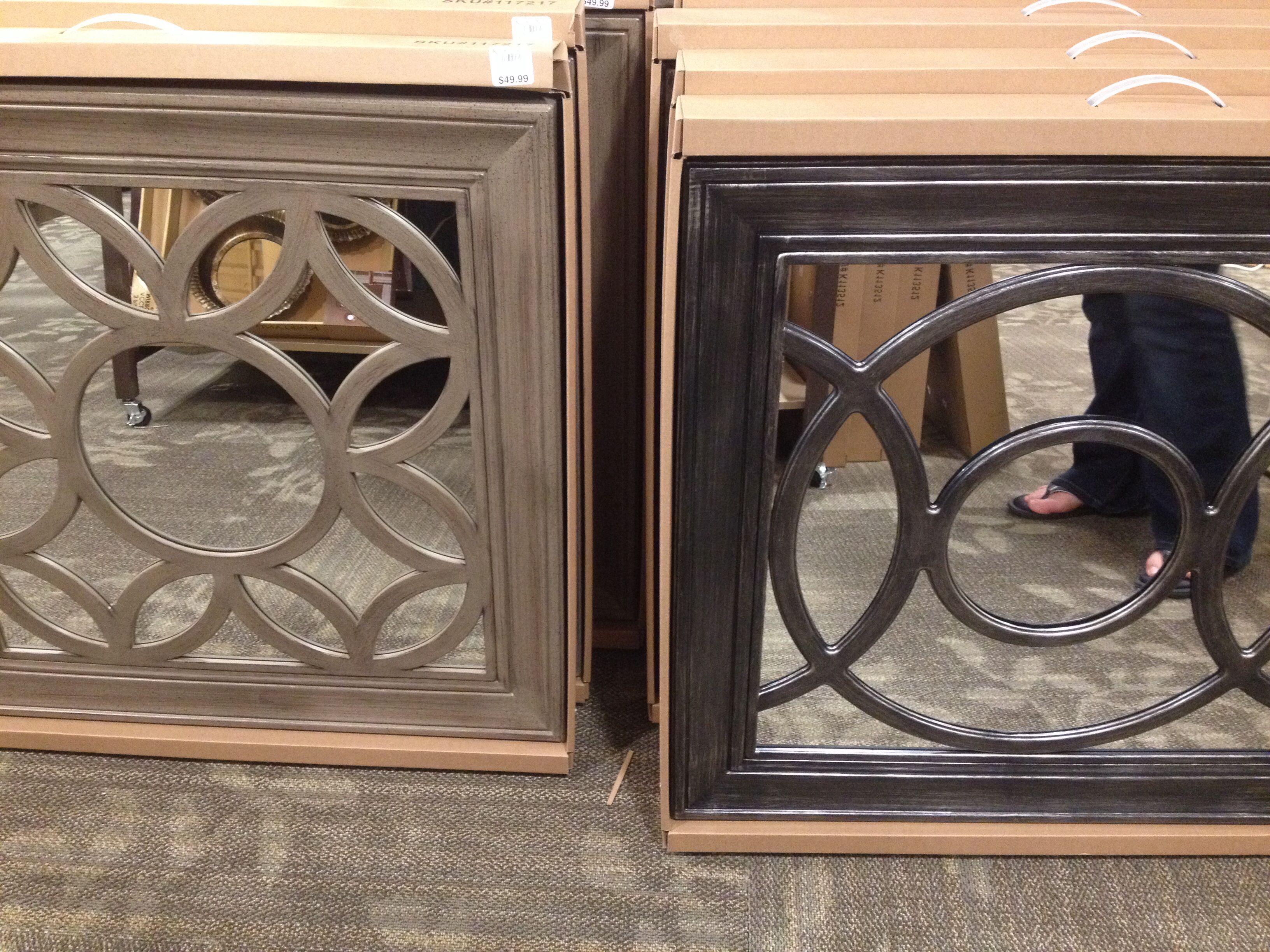 Mirrors from kirklands