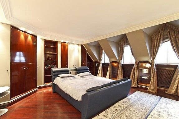 Schlafzimmer Willhaben Classy Bedroom In 1st District Baroque House ...