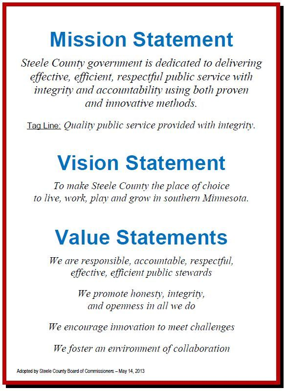 education value statement examples