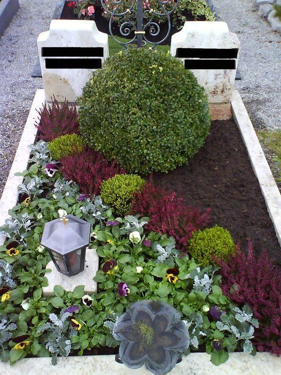Bildergebnis für grabbepflanzung winter #grabbepflanzungherbst