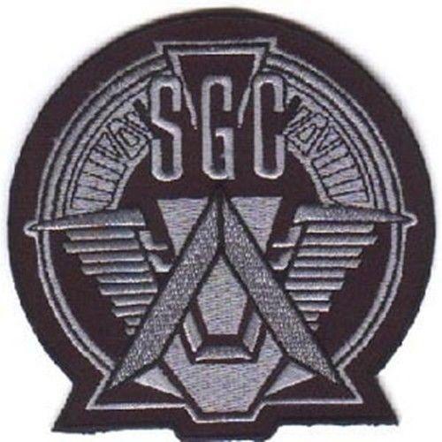 Stargate TV Show SG-1 Team Patch