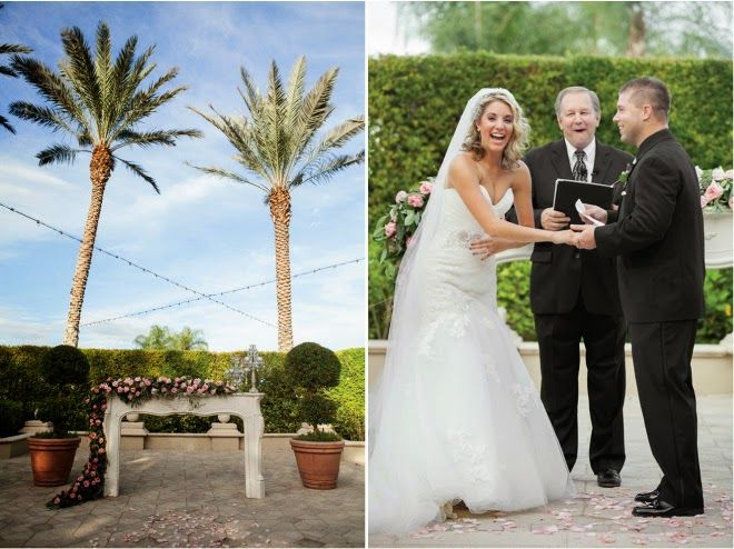 Classic and Romantic Wedding with DIY Details | bellethemagazine.com