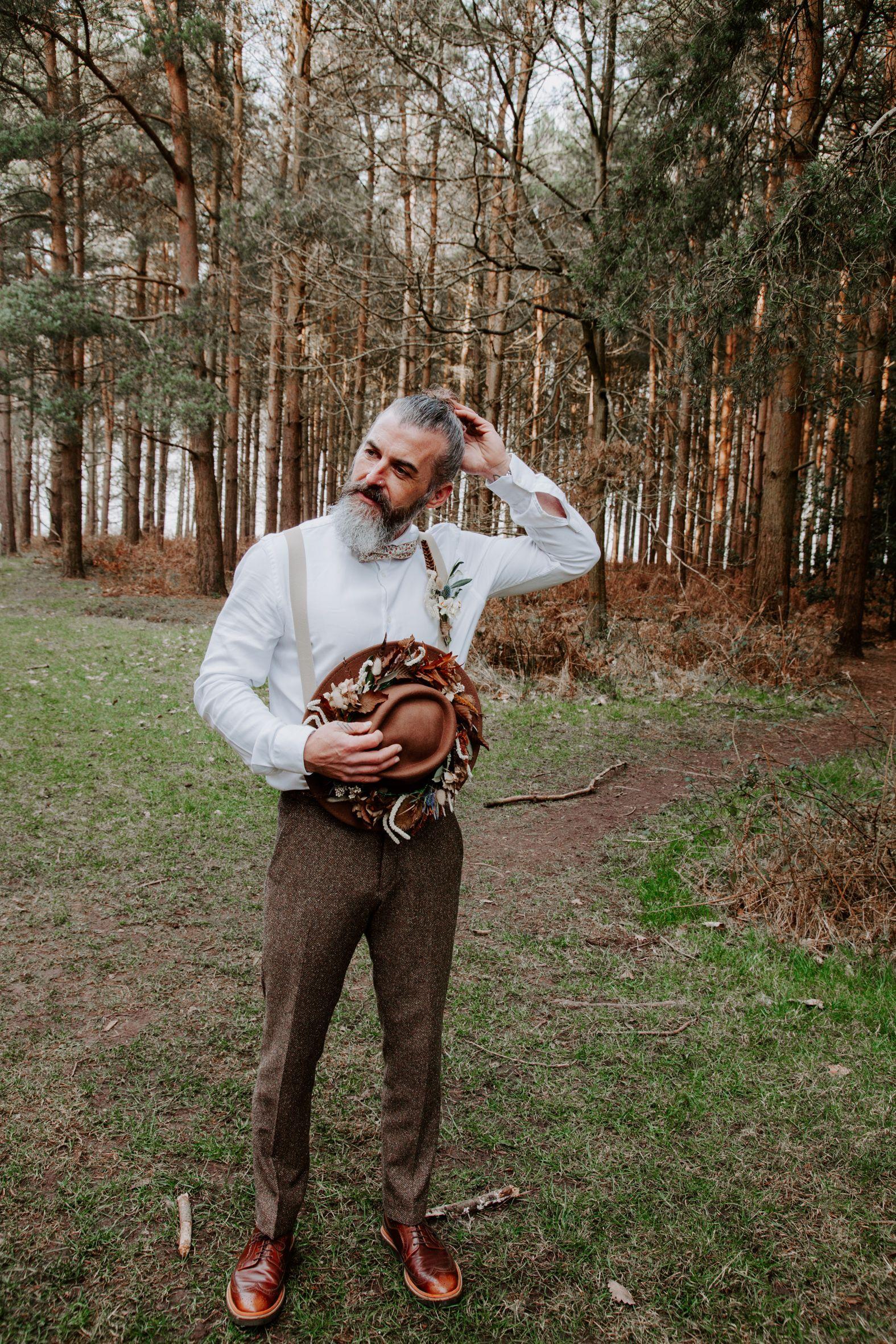 Men's boho wedding wear -   17 wedding Rustic menswear ideas