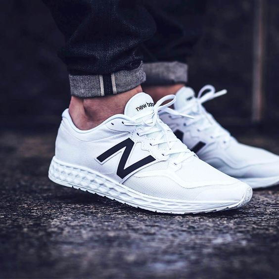 New Balance ML 1980 WB. Mens White Tennis ShoesMens ...