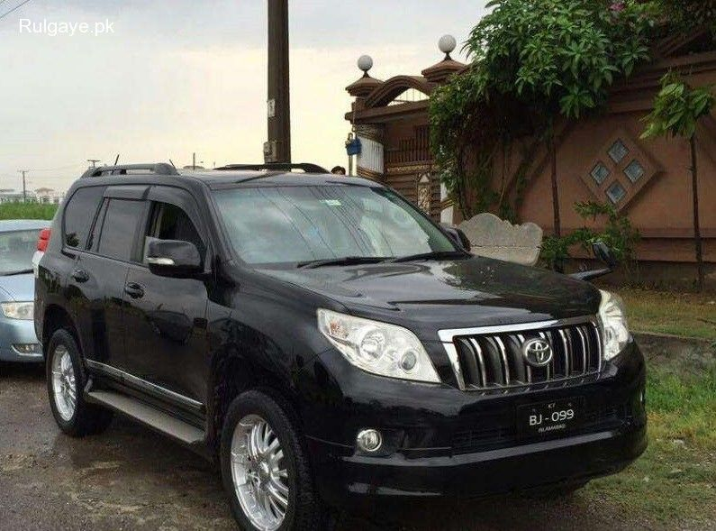 Toyota Parado Land Cruiser Model 2010 Import 2015 For Sale In Lahore