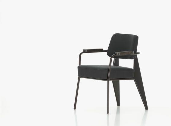 Vitra Products Fauteuil Direction Comfortable Dining Chairs Chair Dining Room Seating