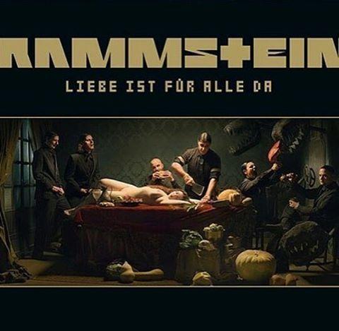 """Today marks 7 years album """"Liebe ist für alle da"""", released October 16, 2009.   #Rammstein#TillLindemann#Lindemann#Beste#Legende#RammsteinFürImmer#RichardKruspe#ChristophSchneider#FlakeLorenz#PaulLanders#OllieRiedel#OliverRiedel#LeadSanger#LeadSinger#Guitarist#Bass#Keyboardist#MeinMann#RammsteinFan#Rzk#Guitar#BassPlayer#Best#Drummer#LIFAD#Emigrate"""