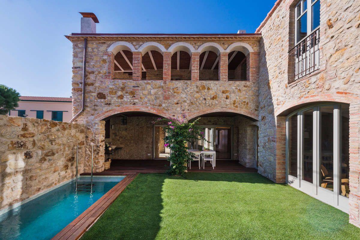 Casas En Venta En Pals Emporda Girona Cases Singulars De L Empordà Arquitectura Casas En Venta Casas