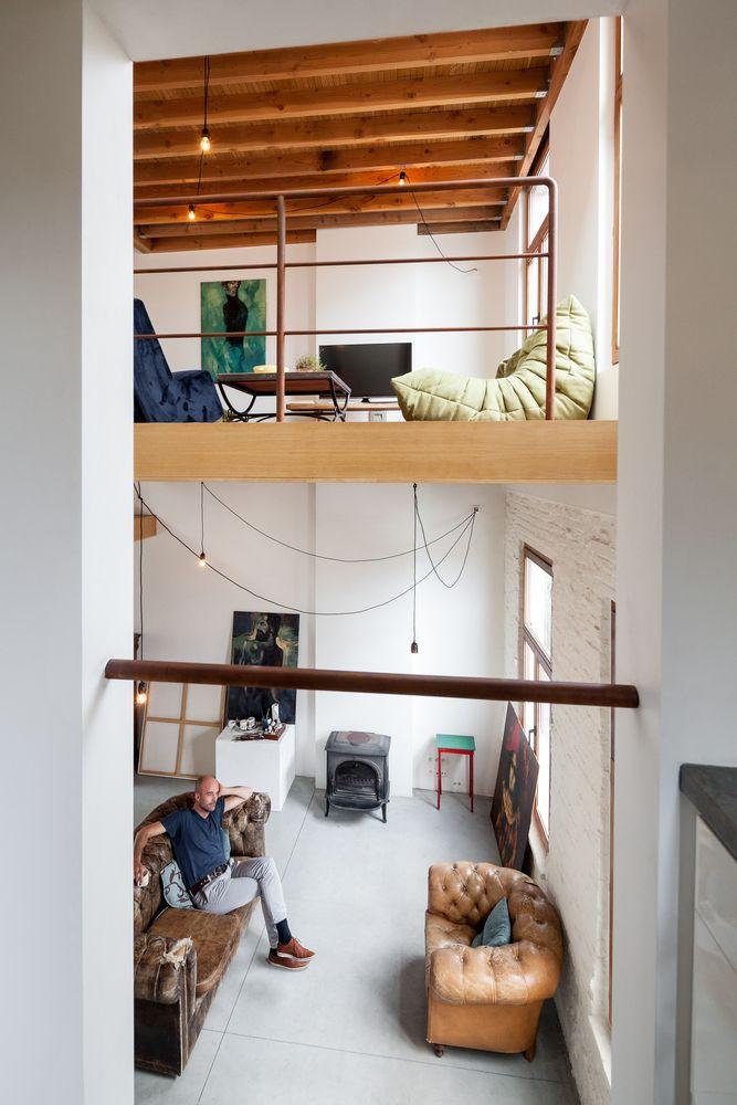 Gallery of Kartasan House / Atelier Vens Vanbelle - 8 | 6 ...
