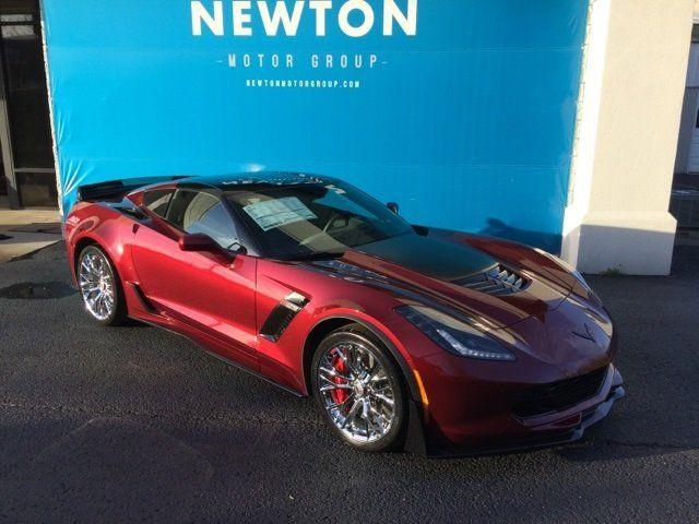 Cars For New 2017 Chevrolet Corvette Z06 Coupe In Shelbyville Tn