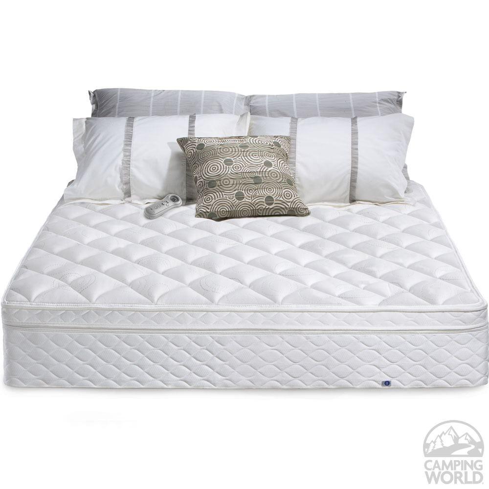 Short Queen 60 Comfort Mattress Sleep Number Bed Bed