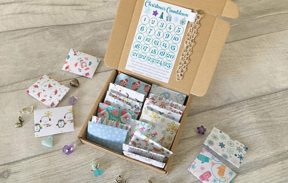 11 Alternative Advent Calendars That Aren T Just Filled With Cheap