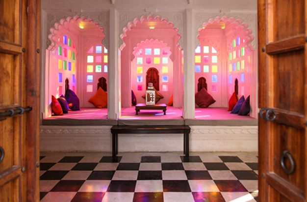 Check Quiet Luxury Madri Haveli Udaipur Restored Fort Reckon