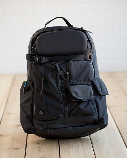 3e3cbea860 Lululemon Cruiser Backpack in black, this one will work, if I can't ...