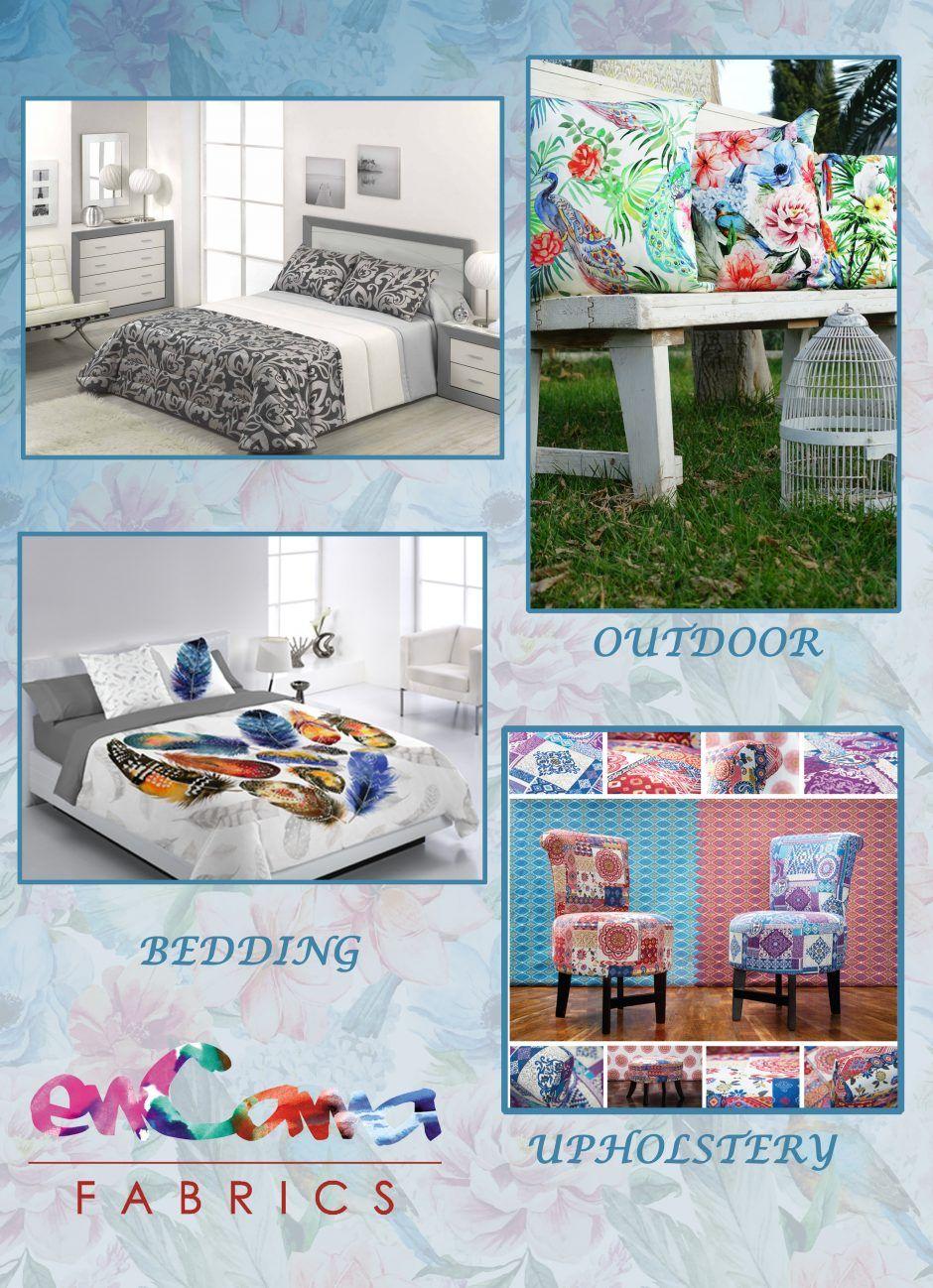 Amplia Variedad De Catalogo De Encama Fabrics Textil Hogar