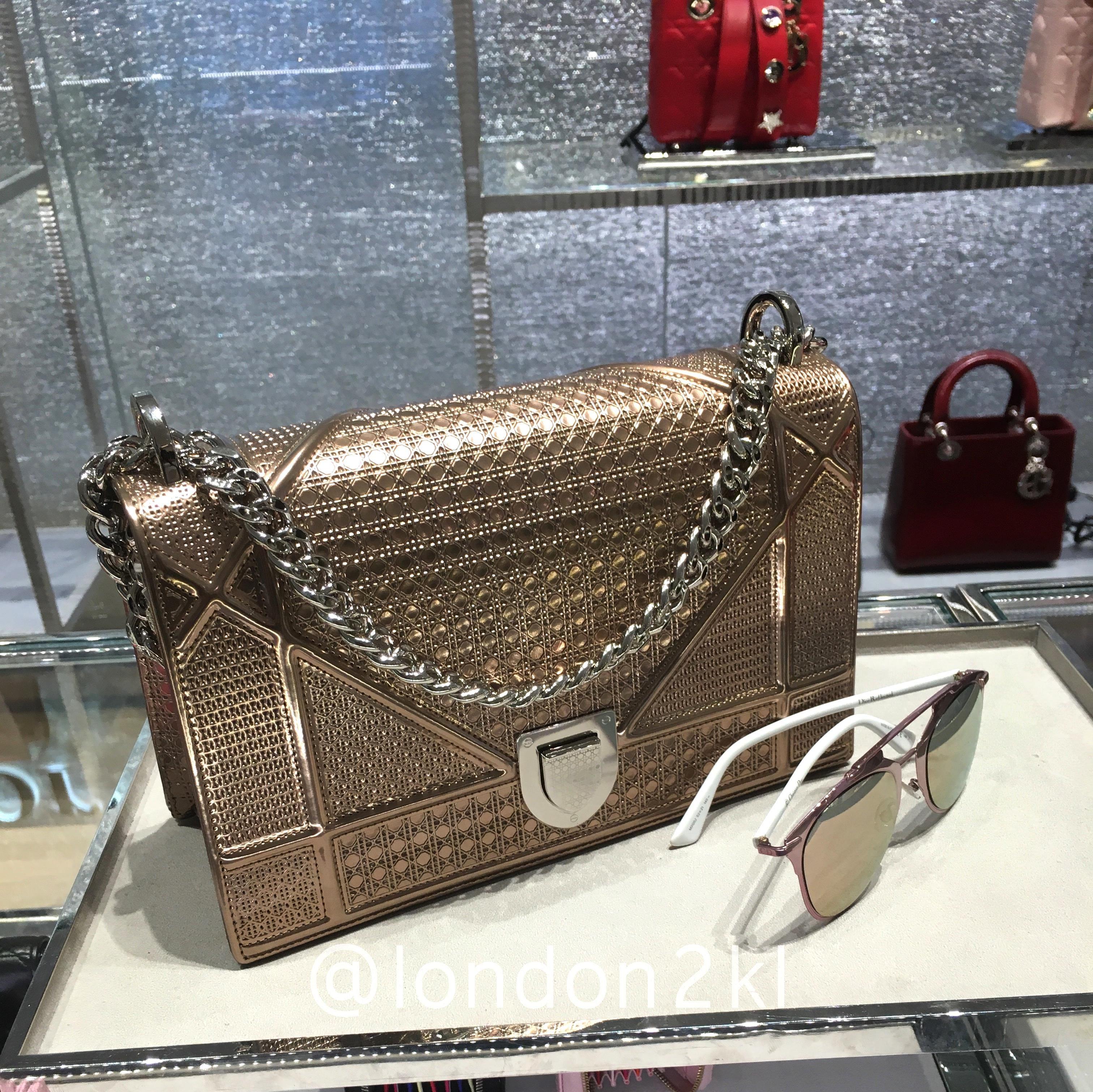 54c1303da070 DEC' SPECIAL PRICE! Medium Diorama in Rose Gold RM14,320 ❤it? Reserve it  before it's gone! WhatsApp us #L2KLDior