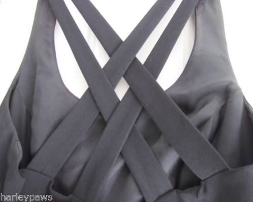 CDC-Caren Desiree Comp Formal Cocktail Dress,Black Size 10