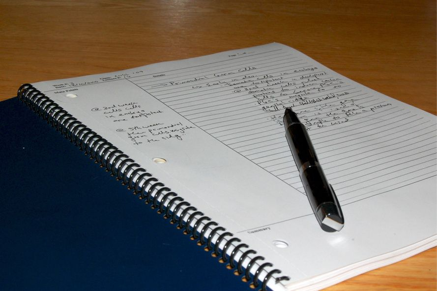 Diy Ultimate Note Taking Notebook Cornell Notes College