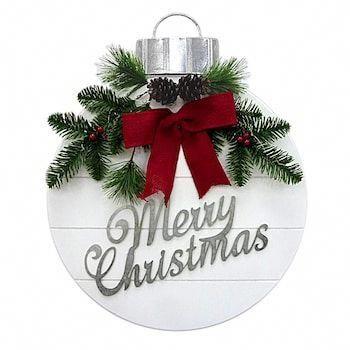St. Nicholas Square® Light-Up Christmas Ornament W