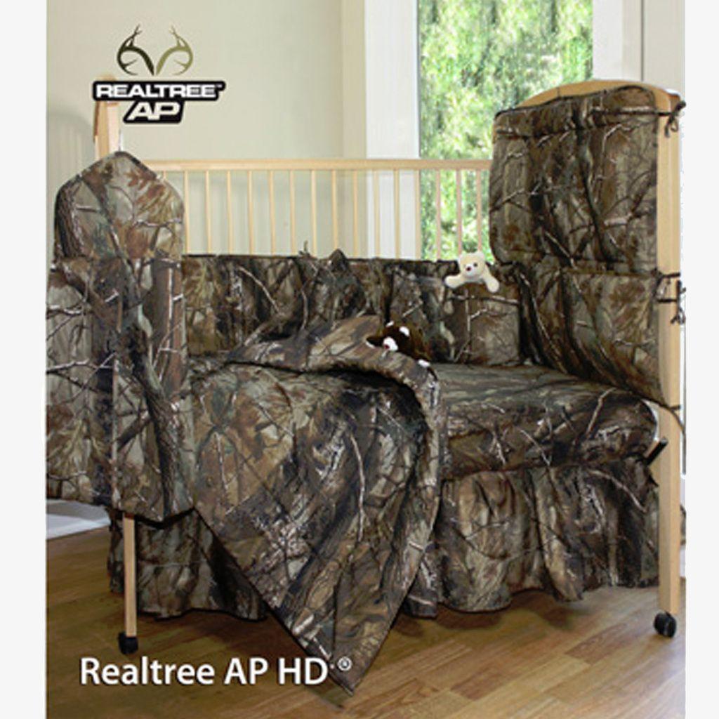 Realtree Camo Comforter 29 Crib comforter, Camo crib