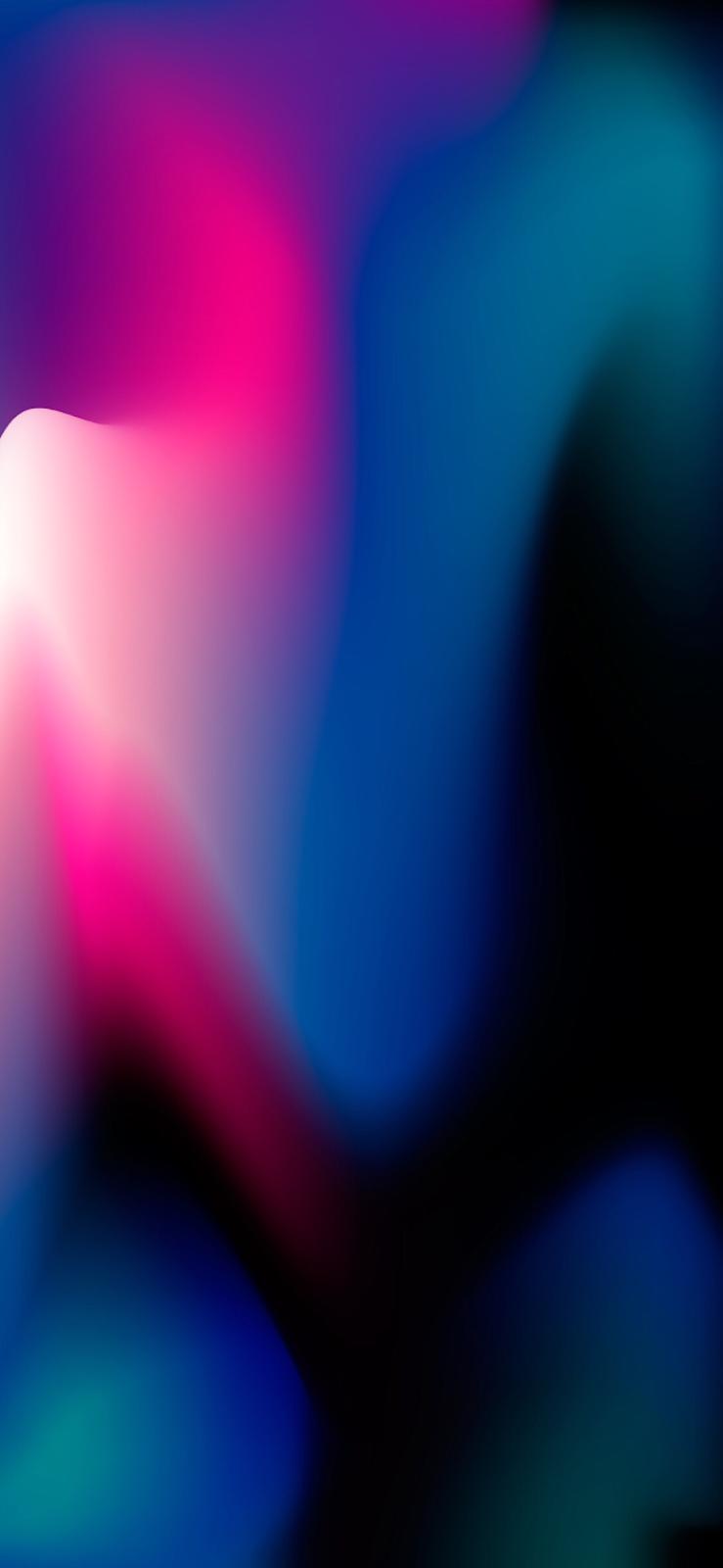 Colors fluid V2 by EvgeniyZemelko (iPhone X/XS/XR/XSMAX