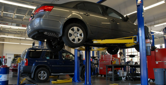 Quality Care What To Look For In An Automotive Repair Shop Car