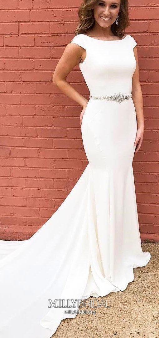 d278e4e850d White Prom Dresses Long
