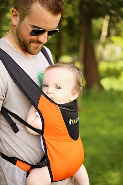Bitybean S Ultracompact Baby Carrier Weighs Just 8 Ounces And Is