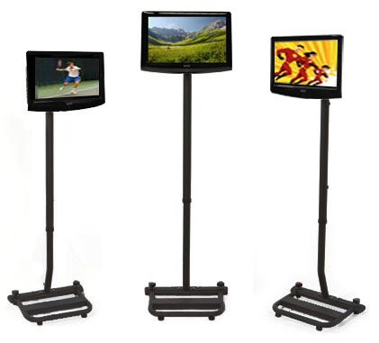 Tv Displays For Treadmill Outdoor Stand Portable Led