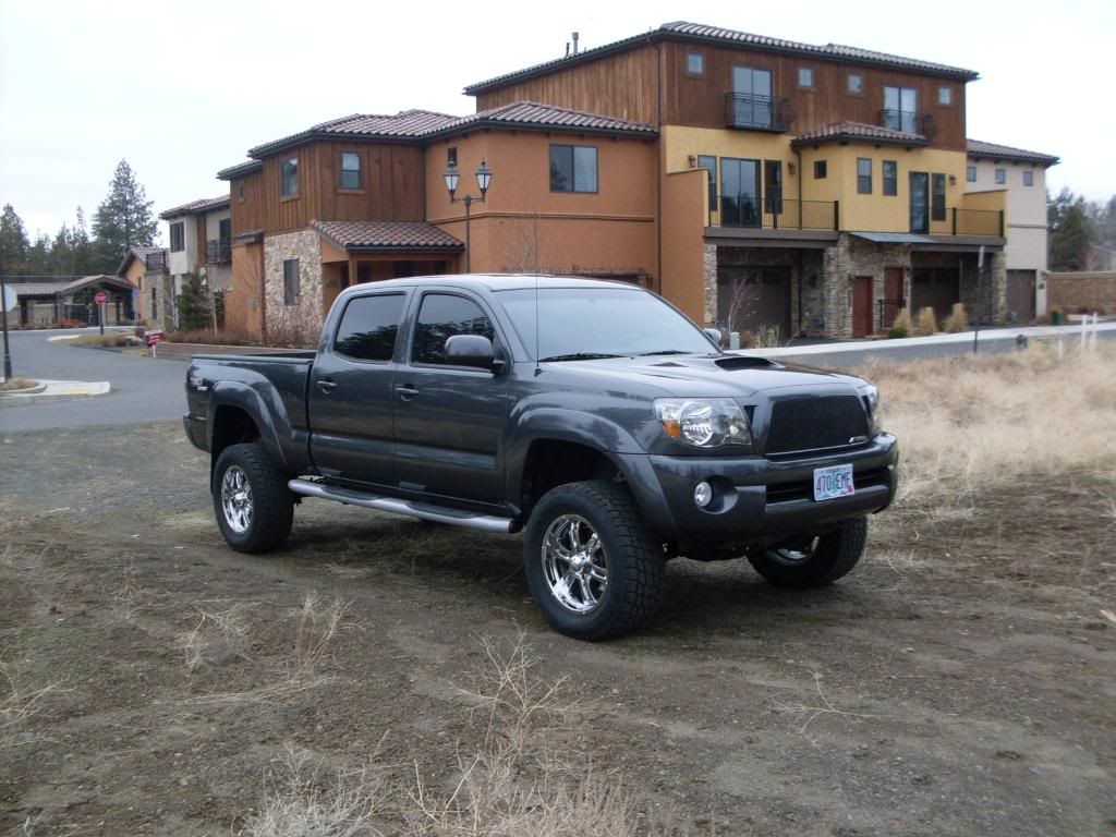 Post your Lifted Double Cab Long Bed Page 3