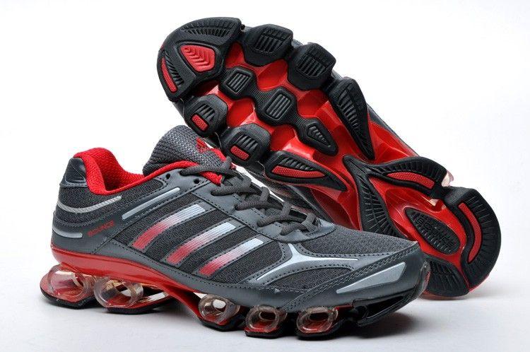 Adidas Bounce Titan Vty Herren Schwarz Red Running Schuhe G