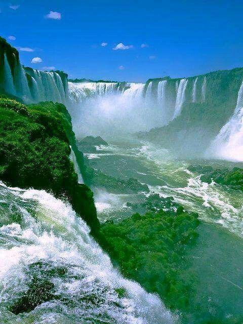 Cataratas de Iguazú, Brasil, Argentina