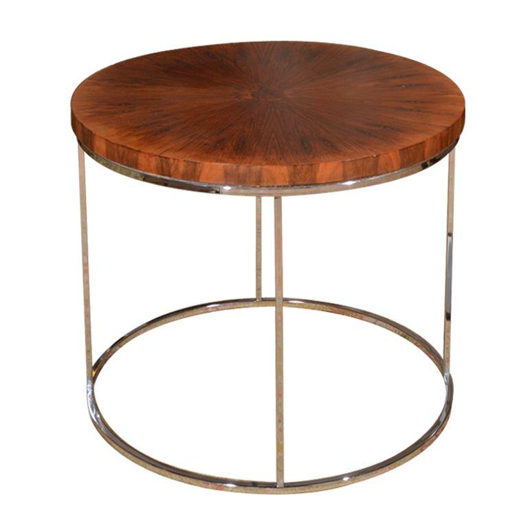 Ordinaire Milo Baughman Side Table