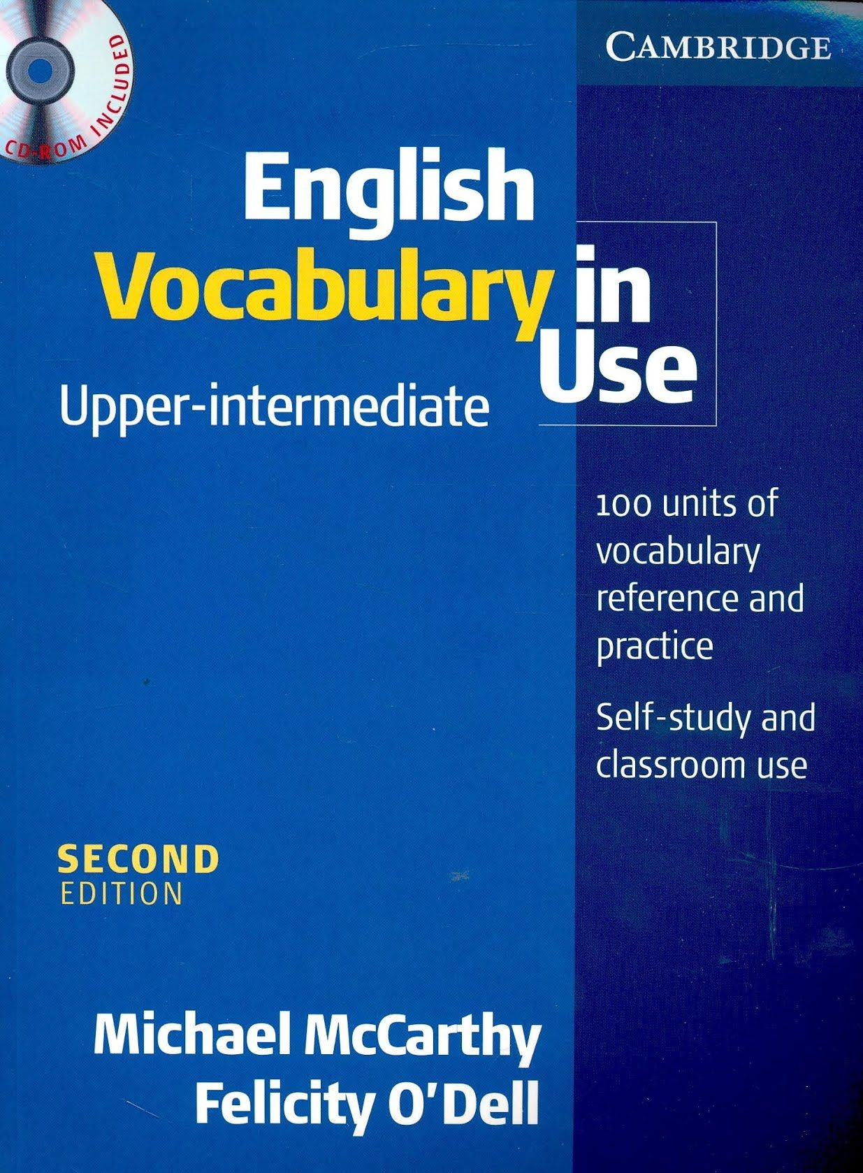 Free Download PDF English Vocabulary in Use with Answers upperintermediate