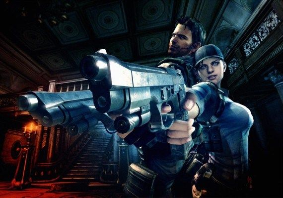 Chris Redfield And Jill Valentine Cerca Con Google Resident Evil 5 Resident Evil Resident Evil Game