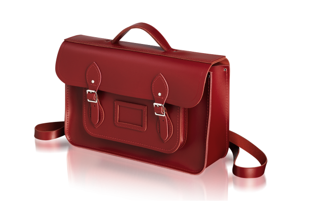 Back by popular demand, The Cambridge Classic Genuine Leather Briefcase Backpack...For The Today's Executive!