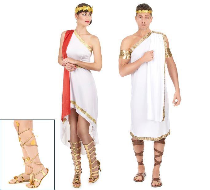 Todos los accesorios para tu disfraz de griego   romana en  www.mercerialacostura.com 68b9dd0750c