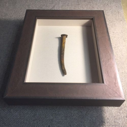 a small display frame for a nail - Display Frames