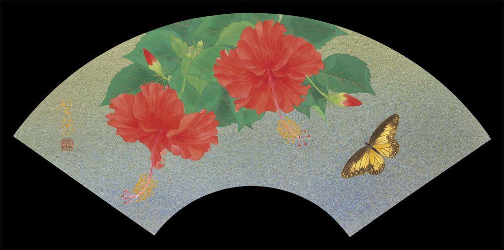 森田りえ子オフィシャルサイト gallery 森田りえ子作品集 日本画 絵手紙 作品集